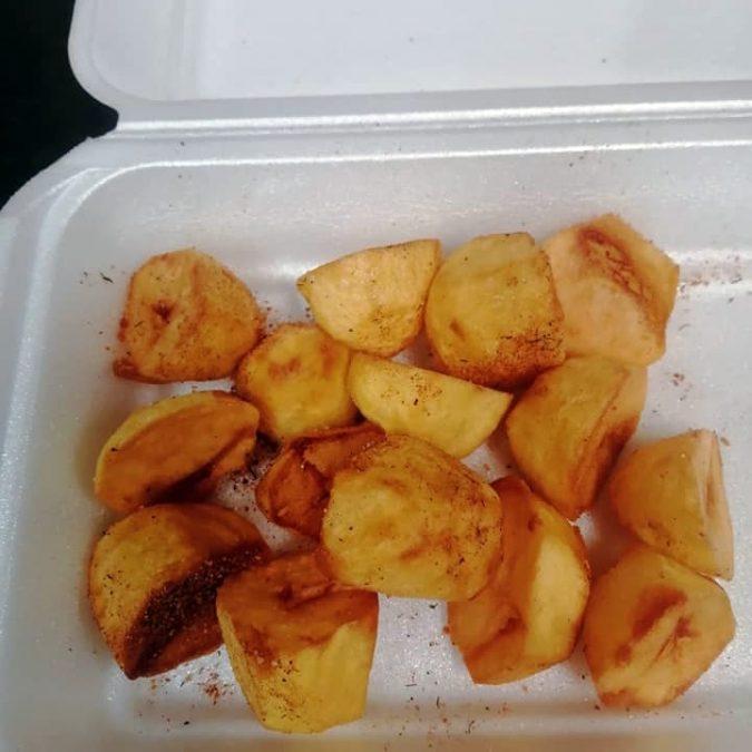 Dodatki do dań – ziemniaki opiekane
