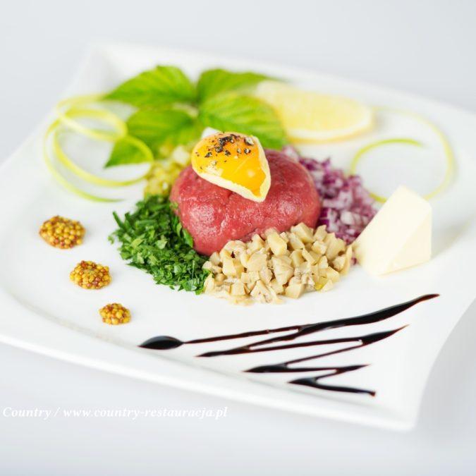 Tatar wołowy – hit restauracji!