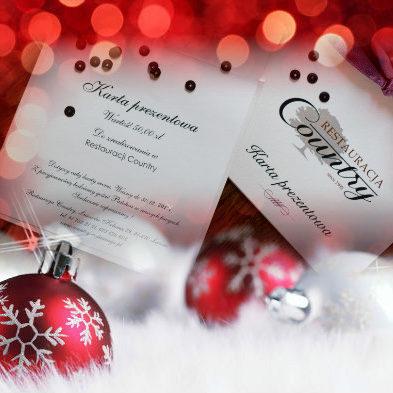 Karty prezentowe